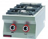 Kuchnia gazowa 2-palnikowa 700.KG-2 (12kW)