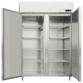 Szafa chłodniczo - mroźnicza 2x GN 2/1 LS/MS-140, poj. 1300 l