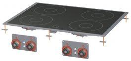 Kuchnia stołowa ceramiczna PCCD-78 ET (10 kW)