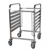 Wózek na pojemniki GN TRL-6 GN