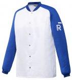 Bluza biało-niebieska z długim rękawem Vintage, rozm. XXXL U-VT-NLS-XXXL