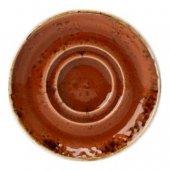 Spodek do filiżanek 11330152, 11330189 Craft Terracotta, śr. 16.5 cm