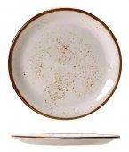 Talerz płytki Coupe Craft White, śr. 25.2 cm