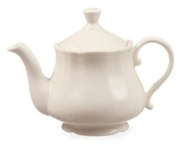 Dzbanek porcelanowy do herbaty, poj. 500 ml 780664