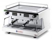 Ekspres do kawy HENDI Top Line by Wega 2-grupowy elektroniczny, biały, 208939