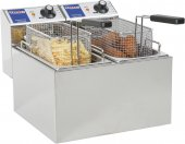 Urządzenie do zastosowań w gastronomii oraz przemyśle spożywczym.