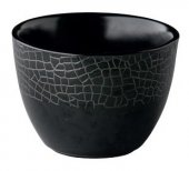 Miska czarna Mozaic, poj. 500 ml