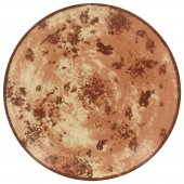 Talerz płaski brązowy Peppery, śr. 31 cm