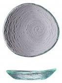 Talerz przeźroczysty Scape Glass, śr. 14 cm