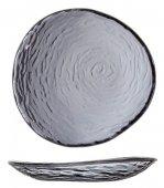 Talerz dymny Scape Glass, śr. 14 cm