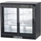 Szafa chłodnicza do butelek, drzwi przesuwane, poj. 202 l, 882161