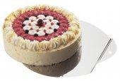 Łopatka do ciasta ze stali nierdzewnej 30 cm, APS 00045