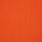 Podkładka pod nakrycie z tworzywa sztucznego wąski splot pomarańczowa, APS 60011