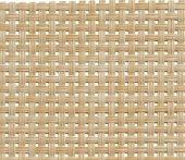 Podkładka pod nakrycie z tworzywa sztucznego wąski splot beżowa, APS 60014