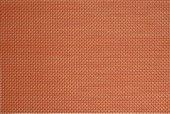Podkładka pod nakrycie z tworzywa sztucznego wąski splot cukierkowo-czerwona, APS 60018