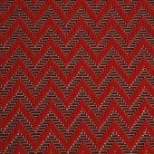 Podkładka pod nakrycie z tworzywa sztucznego cienki splot czerwona, APS 60035