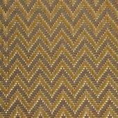 Podkładka pod nakrycie z tworzywa sztucznego cienki splot złota, APS 60037