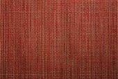 Podkładka pod nakrycie z tworzywa sztucznego cienki splot czerwono-brązowa, APS 60039