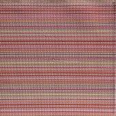 Podkładka pod nakrycie z tworzywa sztucznego cienki splot linie pomarańczowo-czerwone, APS 60510