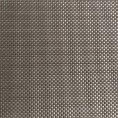 Torebka na sztućce z tworzywa sztucznego platynowa - zestaw: 6 szt., APS 60554
