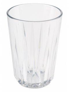 Szklanka CRYSTAL, ztritanu, przezroczysta, poj. 0,15 l, op. 48 szt., APS 10500