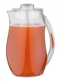 Dzbanek na sok / wodę, zwkładem chłodzącym, ztworzywa sztucznego, poj. 2,8 l,APS 10769