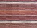 Podkładka na stół, mata stołowa, cienki splot, linie pastelowe, wym. 45x33 cm, APS 60532
