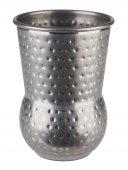Pucharek stalowy JULEP MUG, antyczny, młotkowany, poj. 0,40 l, APS 93338
