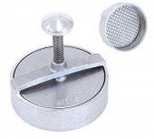 Forma aluminiowa do hamburgerów, forma okrągła, kształt koła/ koło, średnica 150 mm, KD9