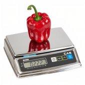 Waga prosta, dwudziałkowa, elektroniczna, zakres do 5kg, CAS PW-II 05