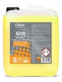 Płyn do mycia grilli i piekarników GRILL, poj. 5 l, CLINEX 77-023