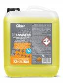 Płyn myjący do zmywarek gastronomicznych DISHWASH, poj. 5 l, CLINEX 77-062