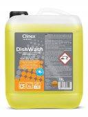 Płyn myjący do zmywarek gastronomicznych DISHWASH, poj. 10 l, CLINEX 77-063