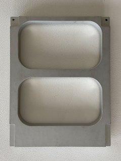 Kaseta do maszyny pakującej DF10/20/25, wym. 325x265 mm