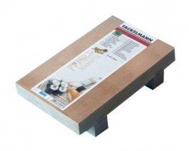 Deska zdrewna bukowego do sushi, wym. 24x15x6 cm