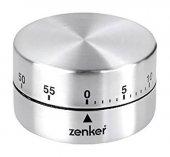 Minutnik z magnesem pozwalający mierzyć czas do max. 60 minut.