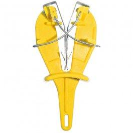 Ostrzałka profesjonalna do ostrzenia noży, uchwyt montażowy, żółta, BOBET/ GIESSER Sharp Easy 9980