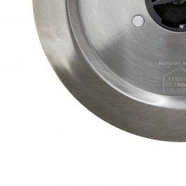 Nóż gładki ze stali nierdzewnej do krajalnic EVO, SKS 100, SKS 300, średnica 170 mm, GRAEF 145372