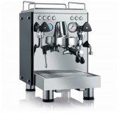Ekspres do kawy, ciśnieniowy, elektryczny, nierdzewny, 2850 W, srebrny, GRAEF CONTESSA ES 1000