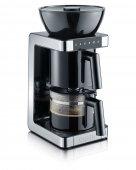 Ekspres przelewowy do kawy, zaparzacz elektryczny, 1200W, czarny, GRAEF FK 702