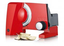 Krajalnica elektryczna, kuchenna, uniwersalna, 45 W, czerwona, GRAEF SKS S10003