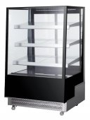 Witryna chłodnicza, 3-półkowa, poj. 500 l, HENDI 233443