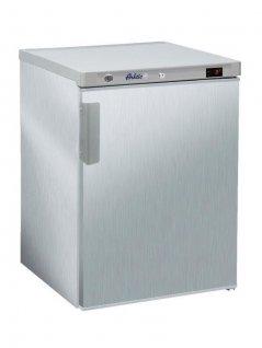 Szafa chłodnicza BUDGET LINE, 1-drzwiowa, zobudową ze stali nierdzewnej, poj. 200 l, HENDI 236017