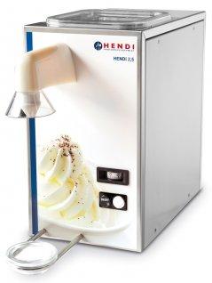 Automat do bitej śmietany, poj. 2,5 l, HENDI 290903