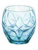 Szklanka niska COOL BLUE ORIENTE, poj. 500 ml, opakowanie 6sztuk, HENDI 775691
