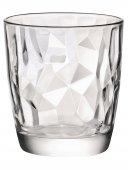 Szklanka niska DIAMOND, poj. 385 ml, opakowanie 6 sztuk, HENDI 776339
