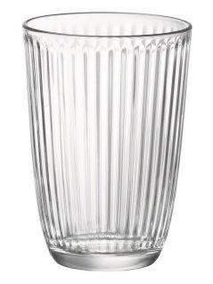Szklanka wysoka LINE, poj. 390 ml, opakowanie 12 sztuk, HENDI 776360