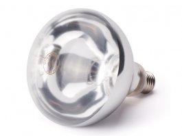 Żarówka na podczerwień do lamp grzewczych, biała, 250 W, HENDI 919200