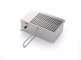 Aparat wędzarniczy elektryczny zwłasnym sterowaniem 199947