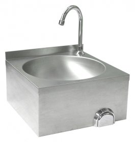 Umywalka kuchenna bezdotykowa 810316